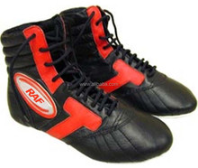 Cheap Customized Boxing Leather Shoes