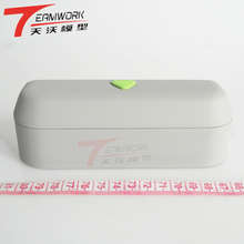 2017 hot sales dull polish ABS plastic prototype made in china
