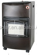 Portable gas and electric room heater with CE, ROHS certificate