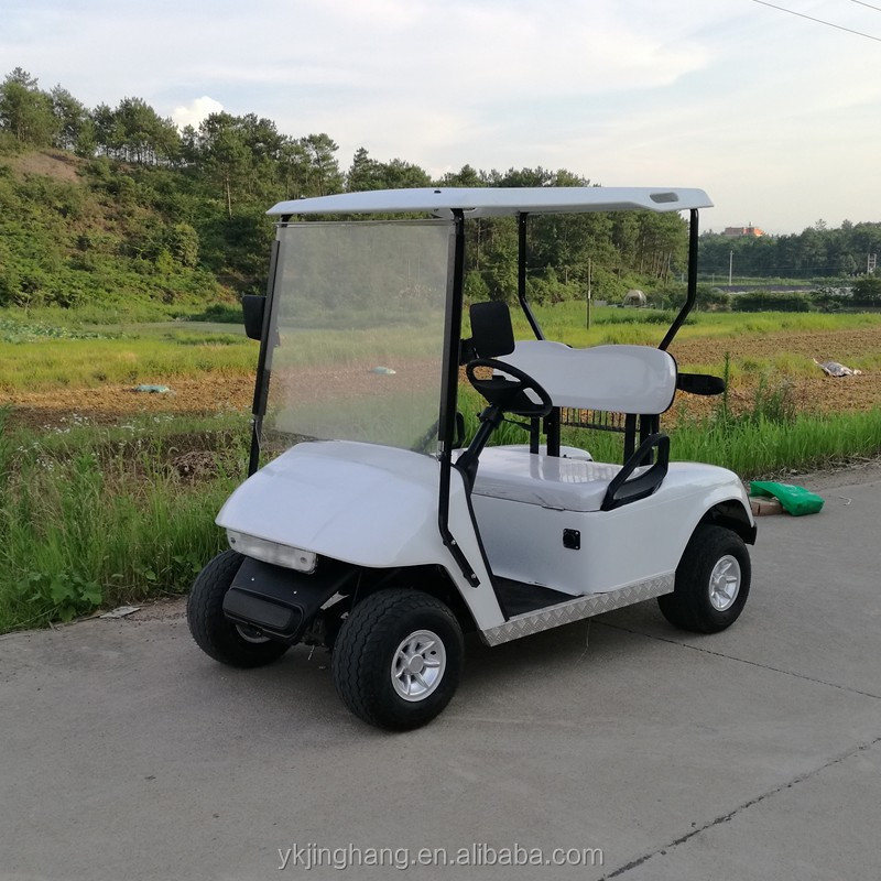 2 seaters ce mini electric golf cart with competitve prices