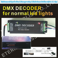tawian DC5~24v led rgb dmx decoder and controller for christmas light display