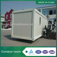 Office Prefabricated australia container house