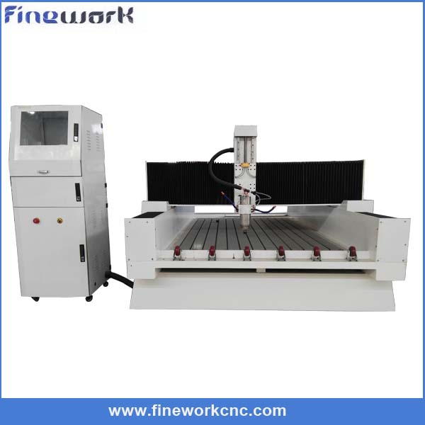 Automatic FINEWORK granite cutting cnc machine