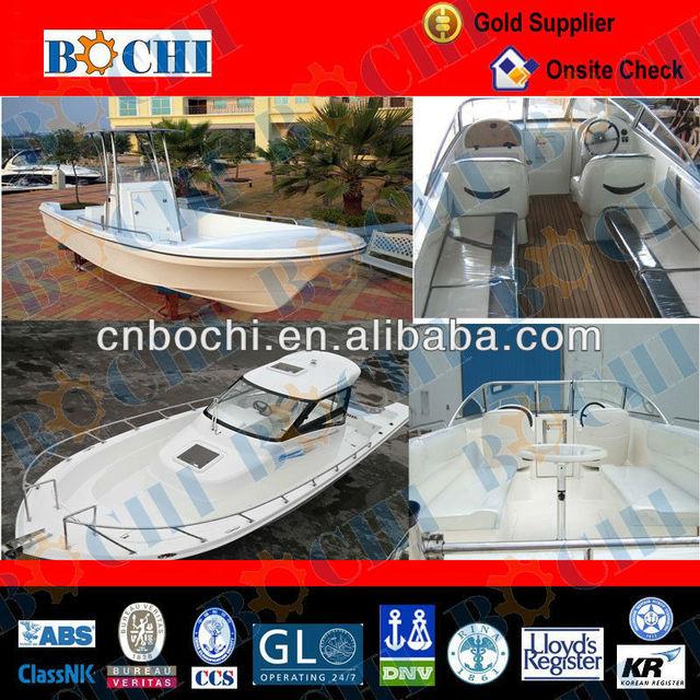 High Quality Fiberglass Catamaran Sailing Yachts