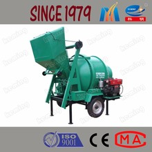 Diesel Engine Concrete Mixing Drum Concrete Mixer Dry Mix Concrete