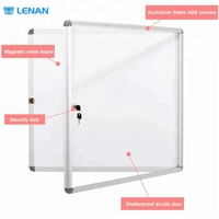 High Quality Bulletin Board Notice Whiteboard Showcase Cork Fabric Pin Message Board for Office & Hotel