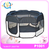 Exercise pet play pen,folding portable pet playpen with carry bag waterproof pet playpen