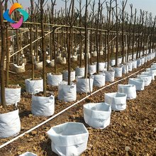 Garden geotextile non woven fabric pot tree planting grow bags manufacturer