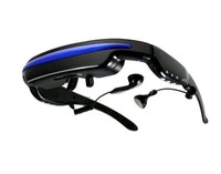 "Movies on 52"" Virtual Screen EyeWear Video Glasses With Built in 4gb memory VG280"
