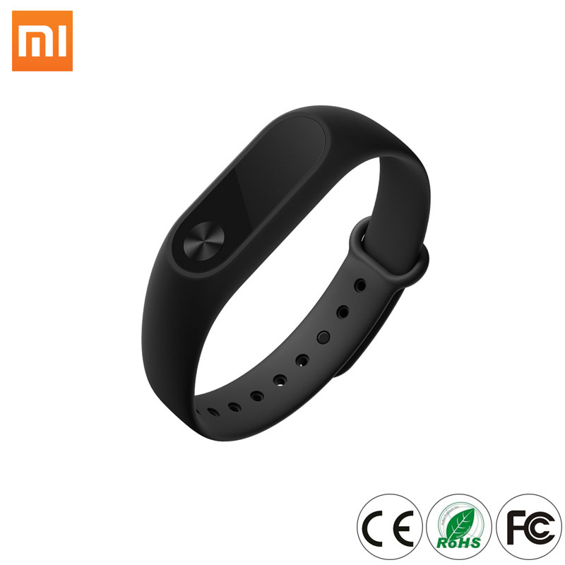 Smart Xiaomi Mi Band 2 Miband Band2 Wristband Bracelet with good quality Smart Heart Rate Fitness Tracker Touchpad OLED Strap