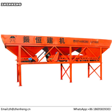 hot sale ready mixed building cement concrete batching machinery