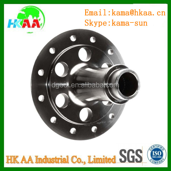 stainless steel cnc processing car wheel hub with high quality