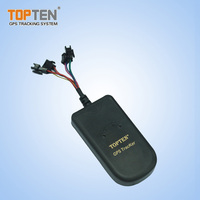 3g android car radio gps gsm tracking system with fuel sensor car crash alarm