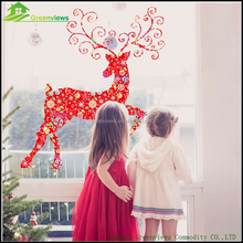Christmas decorations wholesale christmas stickers window stickers