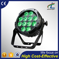 china dj stage lighting dmx rgbwa 12x15w led Mini Par Wash