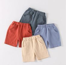 LQ009 classic retro colorchildren <strong>boys</strong> hip-hop five <strong>pants</strong>&amp; trousers