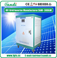 30kW Single phase off grid pure sine wave inverter 30kw for solar wind power system