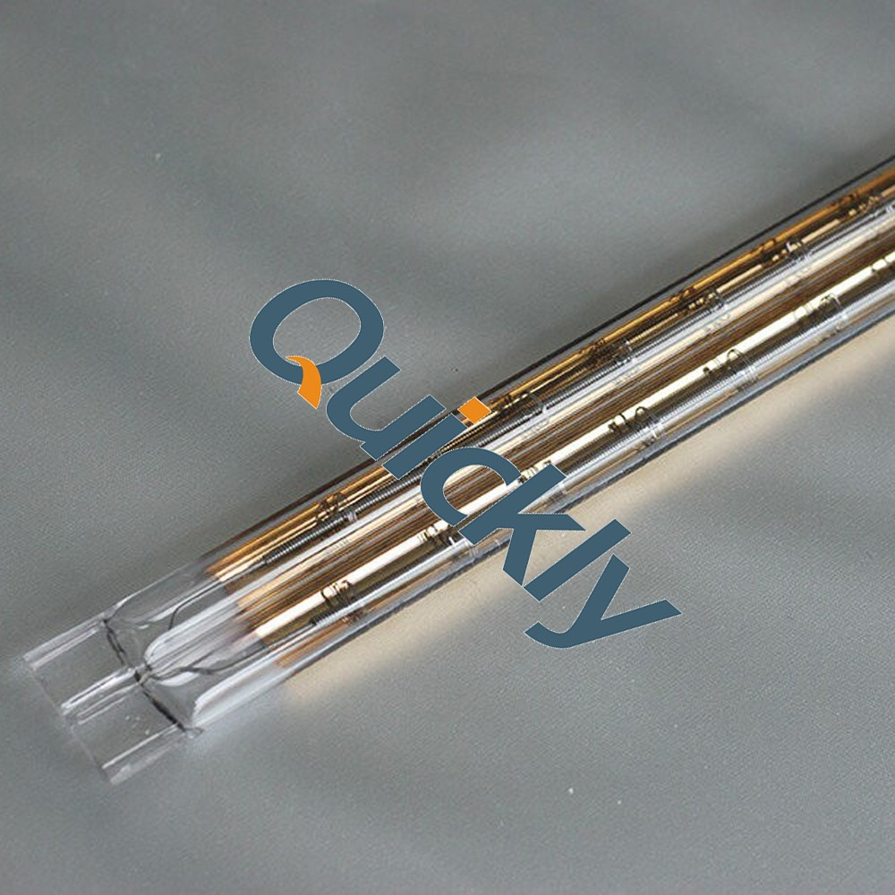 double halogen lamp 400w IR heater for drying