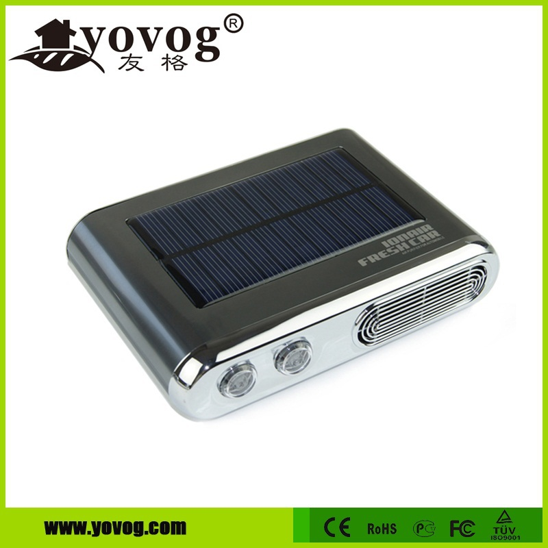 2015 Pet products in Pet Cleaning solar air purifier in pet shop