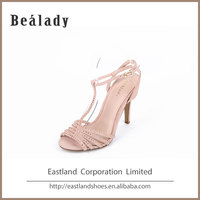 Latest high heel ladies shoes beautiful evening shoes for women