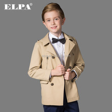 2016 Autumn fashion Kids coats with cap