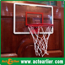 Professional basketball door hoop with mini basketball,backboard set door wall mounted