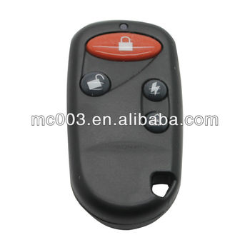 compatible remote control rolling code,315mhz/433mhz