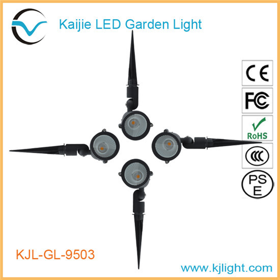 High Quality 5w Led Spot Light, Led Garden Ball Light, Garden Light Pole