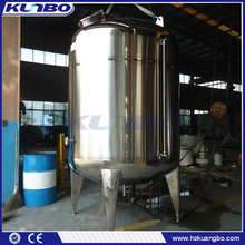 KUNBO Stainless Steel Double Wall Liquid Storage Tank