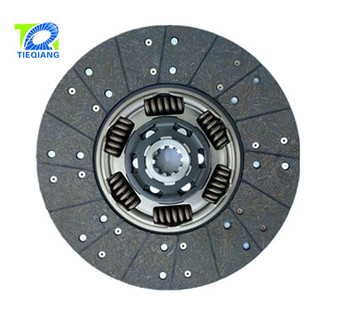 Quality Warranty Truck Clutch Disc for RENAULT 1878001144 auto parts wholesale
