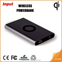 High Quality Unique Design Wireless Charger Power Bank for All Qi Mobile Phones