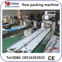 YB-350 Automatic Instant Noodle Flow Packing Machine/0086-18516303933