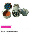 Fixed Sparkless Outlet, Portable Sparkless Outlet,Explosion-proof socket,Explosion-proof Electrical Equipment