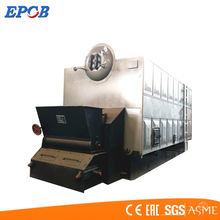 Agro Based Industrial Biomass Fired Pellet Boiler