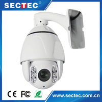 H.264 CE RoHS FCC 960P outdoor cctv security infrared rotating camera