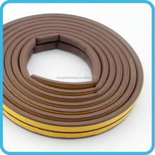 Factory price tested rubber foam strip door seal