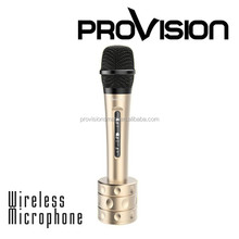 100% authentic karaoke magic bluetooth handheld android and IOS system bus microphone