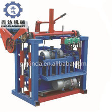 mobile manual brick machine high performance QMJ4-35A automatic concrete block brick making machine title brick machines sale