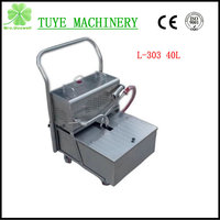 Frying Oil Filter Machine Cart Fryer Oil Clean Machine