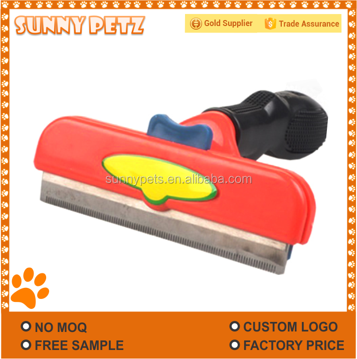 Deshedding Dog Comb Pet Hair Removal Brush Fur Comb for Dog Cats Short Long Hair