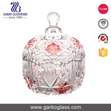 Beautiful and elegant Glass Candy Jar , storage bottles