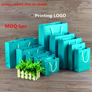 2016 High Quality some sizes color in the stock, promotion gift paper bag