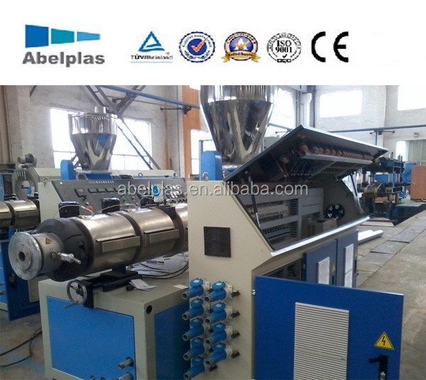 pvc wire cable extrusion machines/pvc wire cable production line