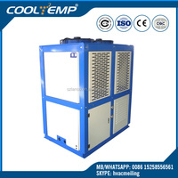 R404a Cold Room Condenser Unit For Fruit Freezer Cold Storage