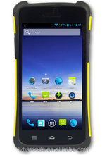 android 1d barcode scanner pda touch screen handheld