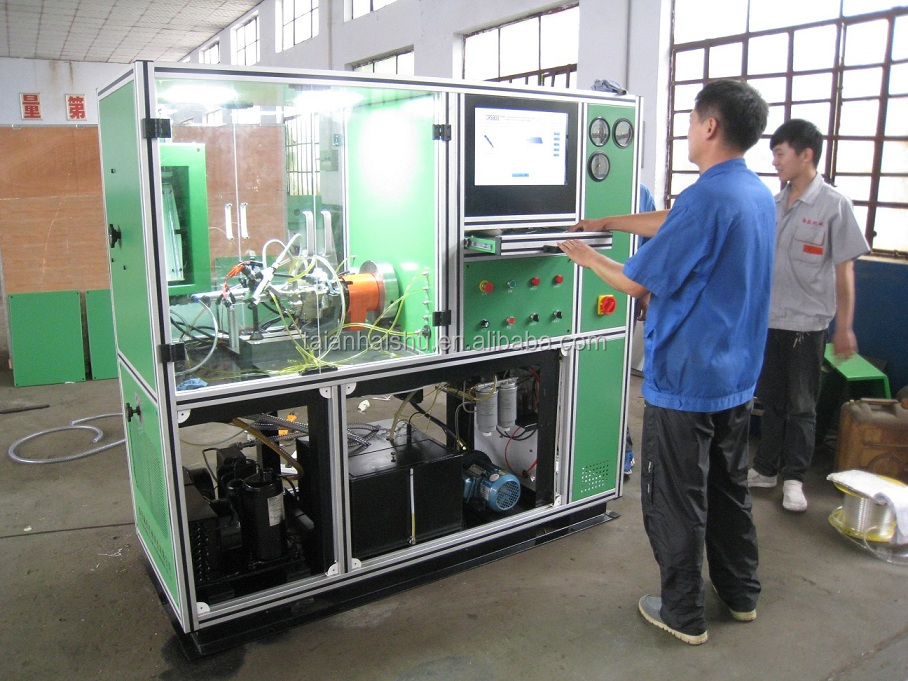 Precision pressure common rail test bench Common Rail <strong>Tester</strong> exports to Indonesia Sintang