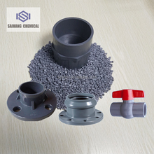 Rigid PVC Granules for Pipe Fitting/Bendable Pipe/Water Guard Pipe/Heat Shrinkable Tube