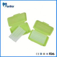 Dental dental white wax