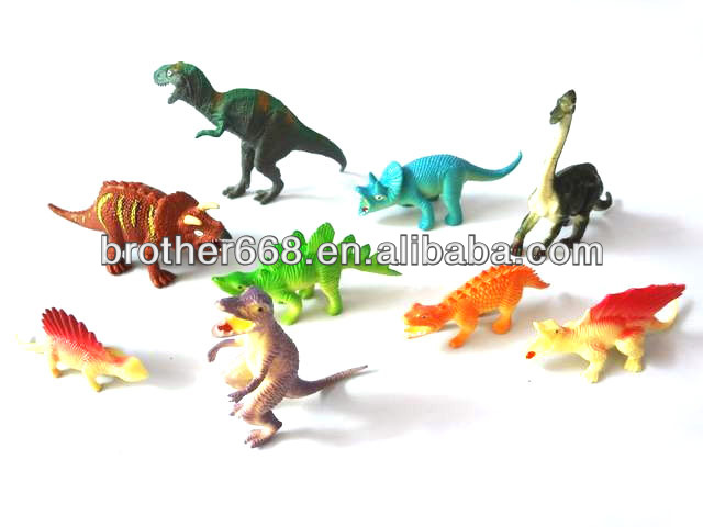 Dozen Small Toy Dinosaurs: 2 inch Plastic Toy Dino Figures /plastic dinosaur toy/walking dinosaur toy