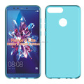 clear Transparent soft mobile phone case for Huawei honor 9 lite tpu back cover